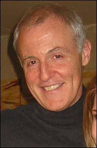 Playwright Robert Harling