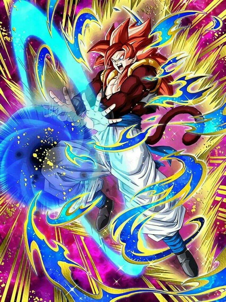 Goku ss4 - Dragon ball