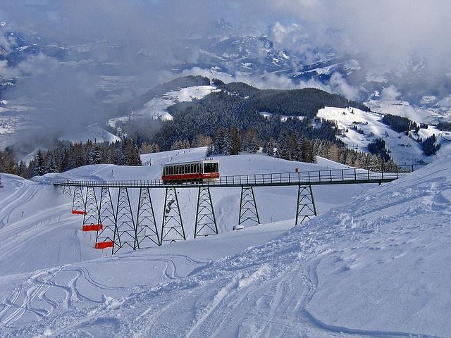 Ellmau, Austria