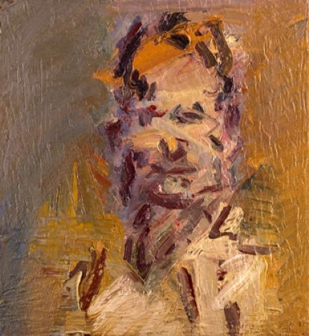 Head of Jake Frank Auerbach 2006-2007