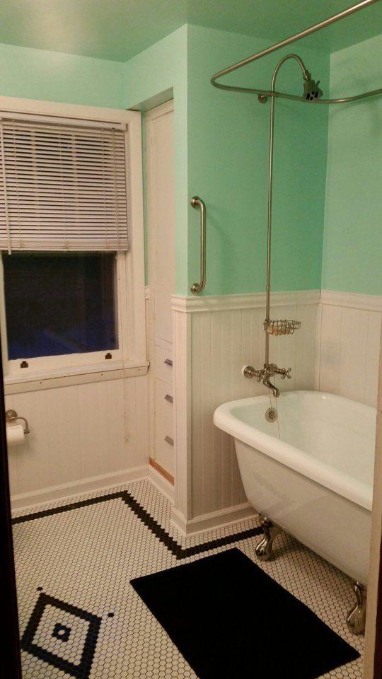 Meer dan 1000 ideen over Modern Vintage Bathroom op Pinterest
