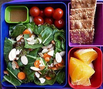 This week's bento lunch includes a refreshingly delicious bok choy salad.: Bento Lunches, Bento Boxes, Lunches Ideas Gonna, Bento Ideas, Boxes Ideas, Lunches Boxes, Lunches Ideasgonna, Laptops Lunches, Bento Style