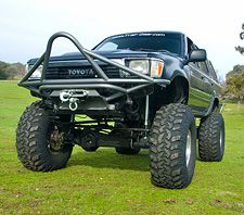Front Bumpers Toyota Suzuki Samurai And Jeep Off Road