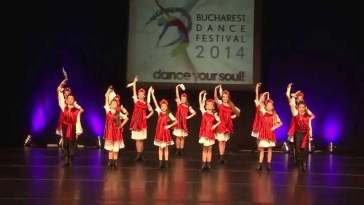 Kalinka  Coregrafie - Angelica Elena Mihale #Dancers #dance #dancefestival #RomanianDanceFestival #RomanianDanceCompetion