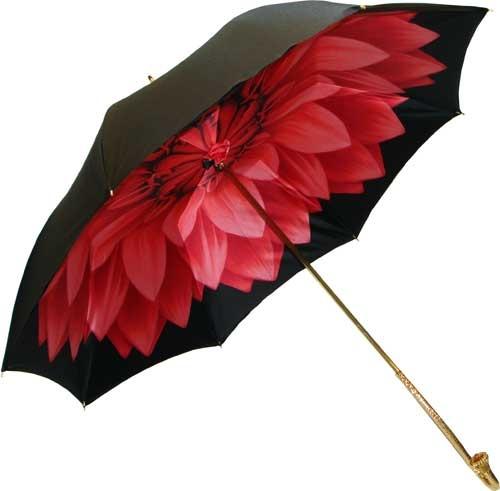 Blooming umbrella