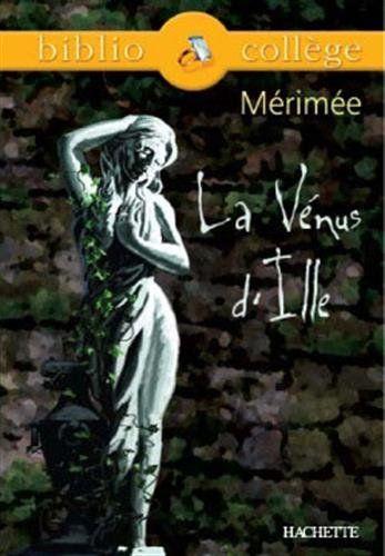 Amazon.fr - La Vénus d'Ille - Prosper Mérimée - Livres