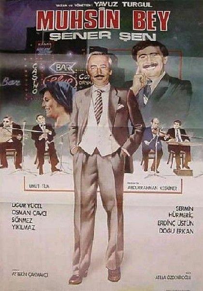 1980lerden sonra büyük çöküş yaşayan türk sineması bir Şener Şen ve Uğur Yücel klasiği olan 'Muhsin Bey' ve 'Arabesk' filmleriyle 1987-88 yıllarında tekrar can bulmuştur. Bunların yanında 'Ağır Roman' filmi de büyük ilgi toplamıştır.