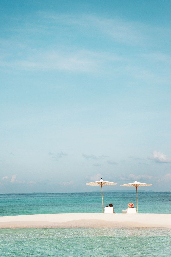 A day at Coral Beach, Cambodia. Photo by: Jenny Zarins