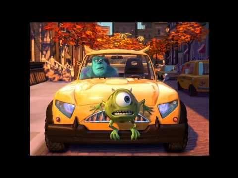 Mike's New Car - Disney Pixar short film