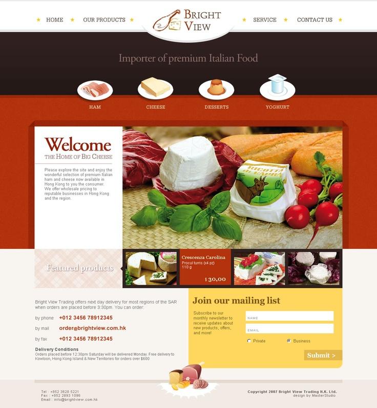 Brightview | proposta web | 2011