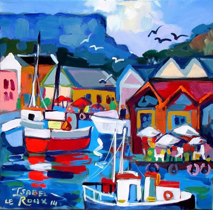 Robertson Art Gallery - Isabel le Roux