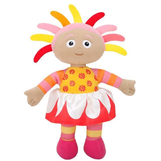 Amelia's new favourite: Upsy Daisy Soft Toy