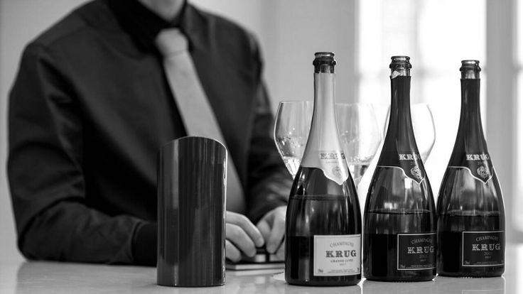 Anmeldelse av Krugs champagner