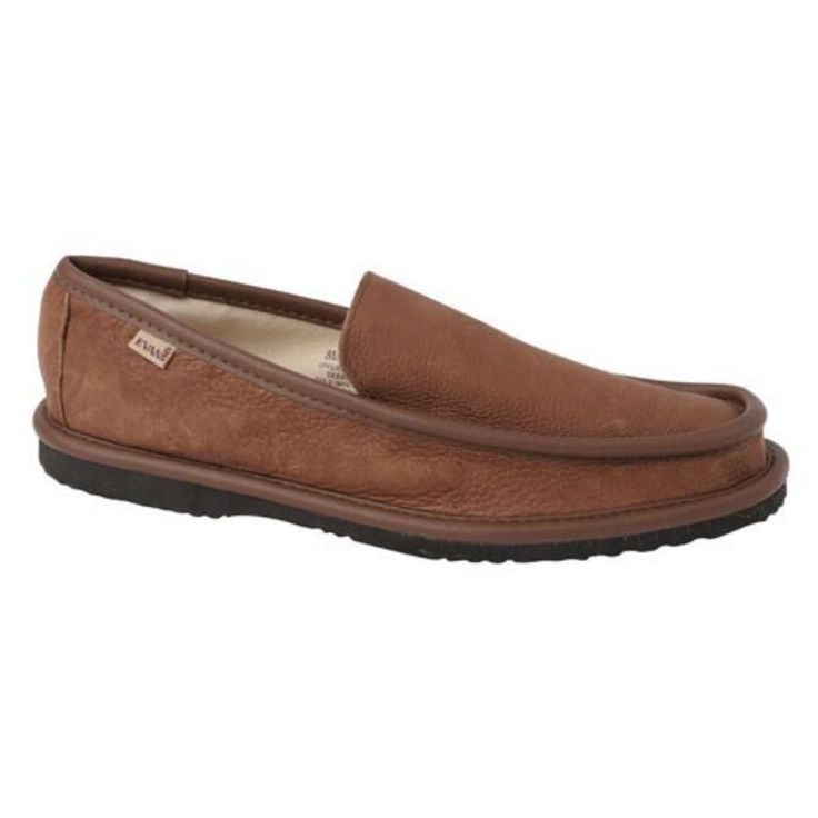 Deer King Slip On Mens Slippers by L.B. Evans