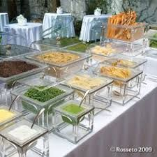 Image result for creative catering displays