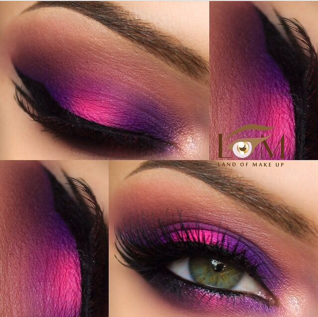Pink/purle 1