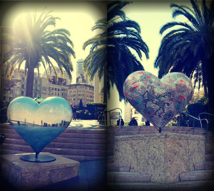 Streethearts @ Union Square