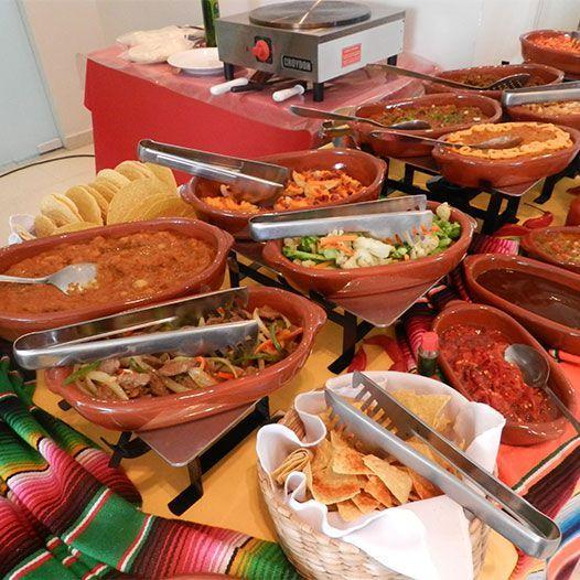 Festa Mexicana em Casa  #festa #mexicana #casa  http://www.ogastronomo.com.br/buffet/festa-mexicana-em-casa.php