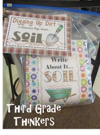 Third Grade Thinkers: Discovery Bags: A Way to Extend Learning