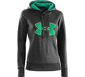 Women's Under Armour Big Logo Hoodie | Scheels