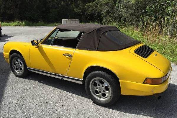 1977 Porsche 911s: Cheap Runner? - http://barnfinds.com/1977-porsche-911s-cheap-runner/