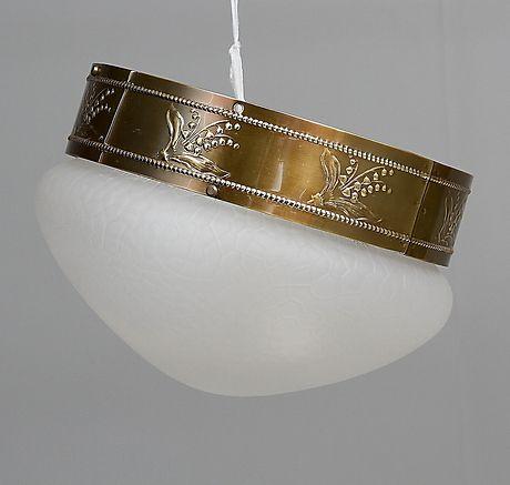 177003. PLAFOND, Venus, Karlskrona lampfabrik. – Auctionet