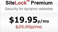 SiteLock Premium - Secure your web site