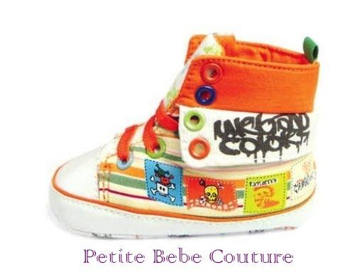 PbC -Boys Prewalker Funky HiCuts <3  www.petitebebecouturepage.aradium.com