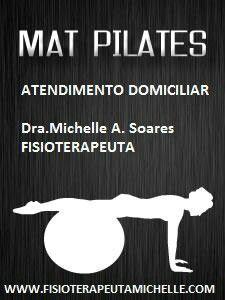MAT PILATES - CLINICO; HIT; FUNCIONAL   [ Promoção,Prevenção,Recuperação,Manutenção da Capacidade Fisica]