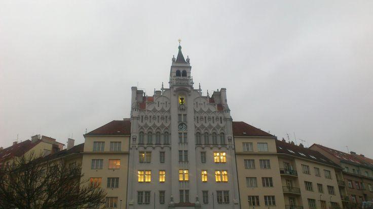 Dejvice,Praha