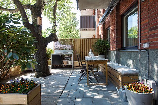 Jurnal de design interior - Amenajări interioare, decorațiuni și inspirație pentru casa ta: Apartament decorat cu paleți