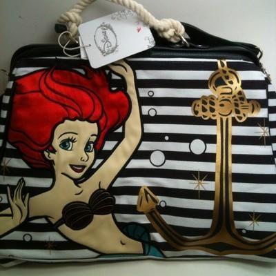 Wish | Disney Ariel Little Mermaid Purse Handbag Loungefly LE Rare New!