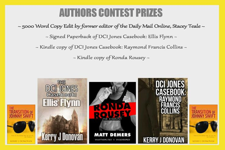 Authors Contest Announced http://www.rafflecopter.com/rafl/display/1eb0f00/ or to pre-order: http://britainsnextbestseller.co.uk/index.php/book/index/TheTransitionofJohnnySwift