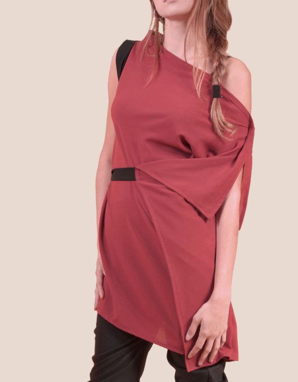 BLUSA FRONT
