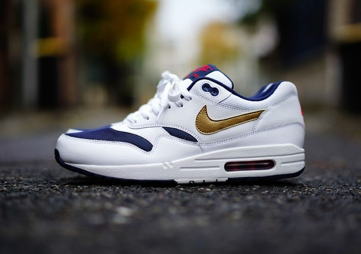"""An """"Olympic"""" Nike Air Max 1 Showing Up in the Absence of Olympics"""
