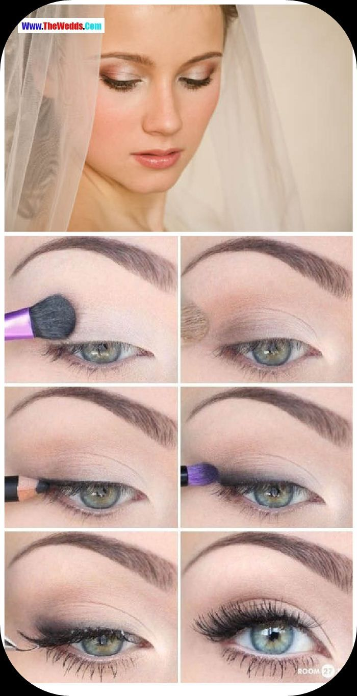 How To Do Wedding Makeup Ayes