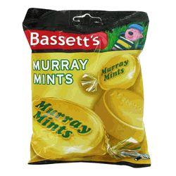 Bassett's Murray Mints - 7oz (200g) http://www.englishteastore.com/murray-mints-bassets.html