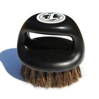Irving Barber Company Black Medium / Soft Boar Bristle Brush $4.95 Visit www.BarberSalon.com One stop shopping for Professional Barber Supplies, Salon Supplies, Hair & Wigs, Professional Product. GUARANTEE LOW PRICES!!! #barbersupply #barbersupplies #salonsupply #salonsupplies #beautysupply #beautysupplies #barber #salon #hair #wig #deals #sales #Irving #BarberCompanyBlack #Medium #Soft #Boar #Bristle #Brush