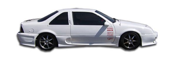 1988-1996 Chevrolet Beretta Duraflex Vader Side Skirts Rocker Panels - 2 Piece
