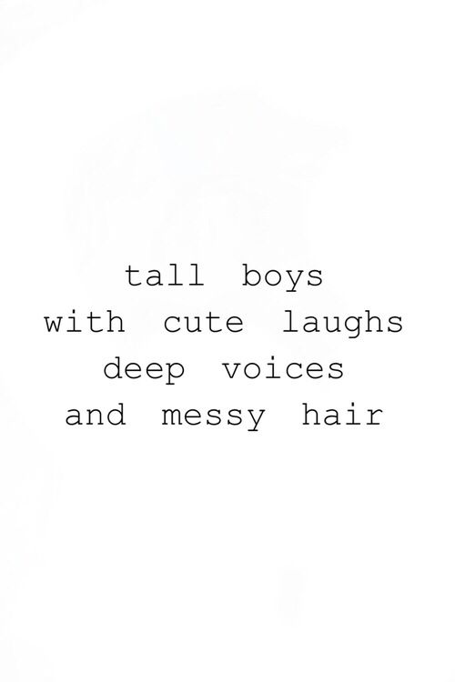 Nope, medium sized men, with extremely dorky laughs and Bruno Mars hair. Mi gusta! :)