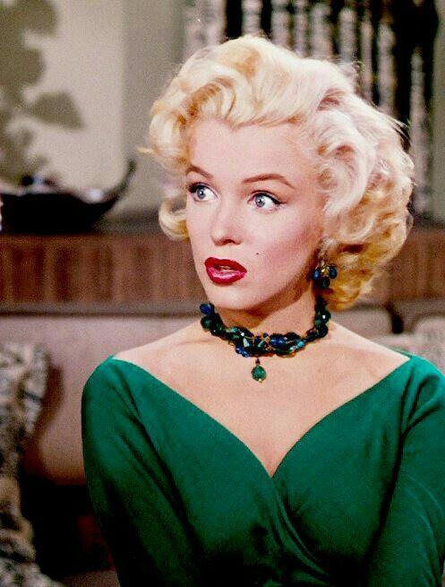 Emerald Lady Marilyn