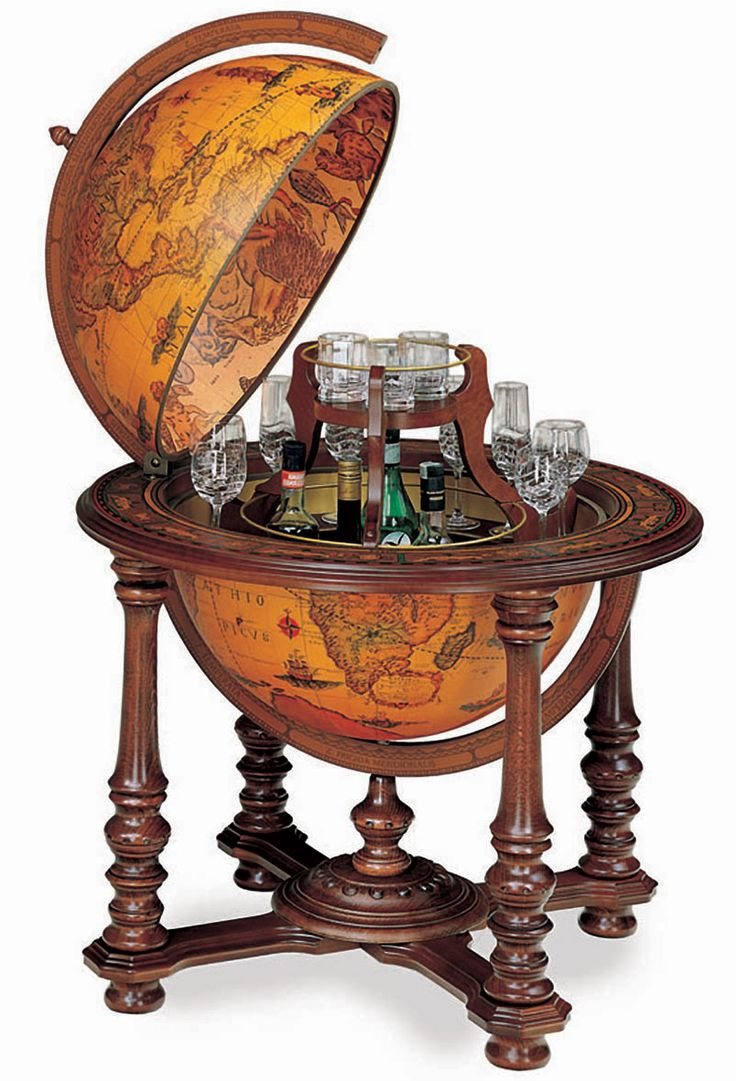 My Absolute Favorite Globe Bar. Looks Amazing In A Lounge Or Office. Get It