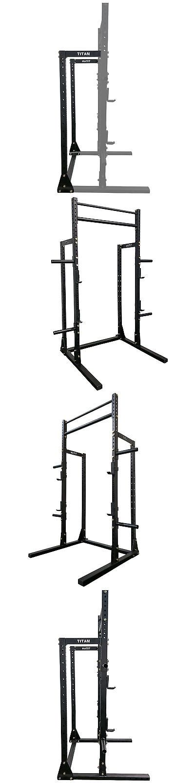 Power Racks and Smith Machines 179815: Titan T-3 Half Rack Conversion Kit For Squat Stand -> BUY IT NOW ONLY: $120 on eBay!