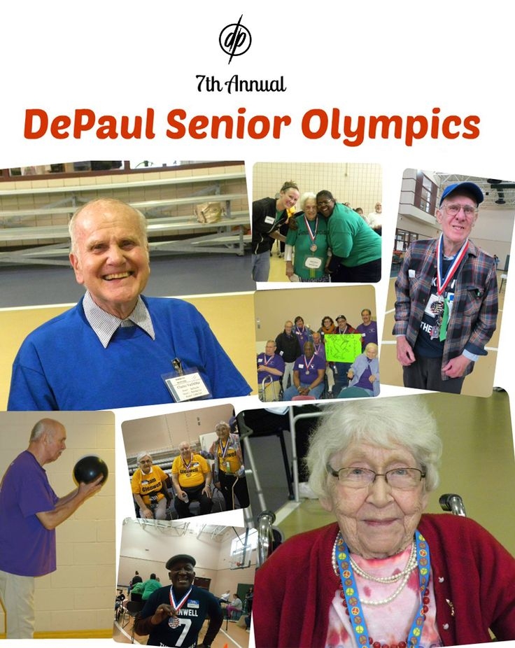 A friendly competition for seniors: Senior Olympics! Mental events like a spelling bee and physical events like bowling inspire unity and encourage friendships! #ActivitiesForSeniors