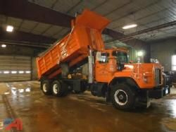 Town of Trenton HWY Dept Surplus  1984 Mack Dump Truck and 1993 Mack Dump Truck  Items Start Closing: Tuesday, Feb. 24, 2015, 6:10PM EST Location: 224 Veterans Drive , Barneveld, NY 13304  http://www.auctionsinternational.com/servlet/Search.do?auctionId=10776  #mack #truck #bigtrucks #dumptruck #auction #bidnow #buy #trenton