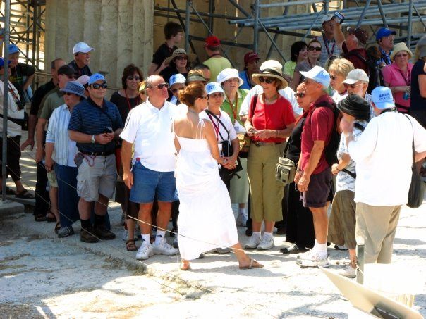 School of Tourist Guides Reopens in Athens.