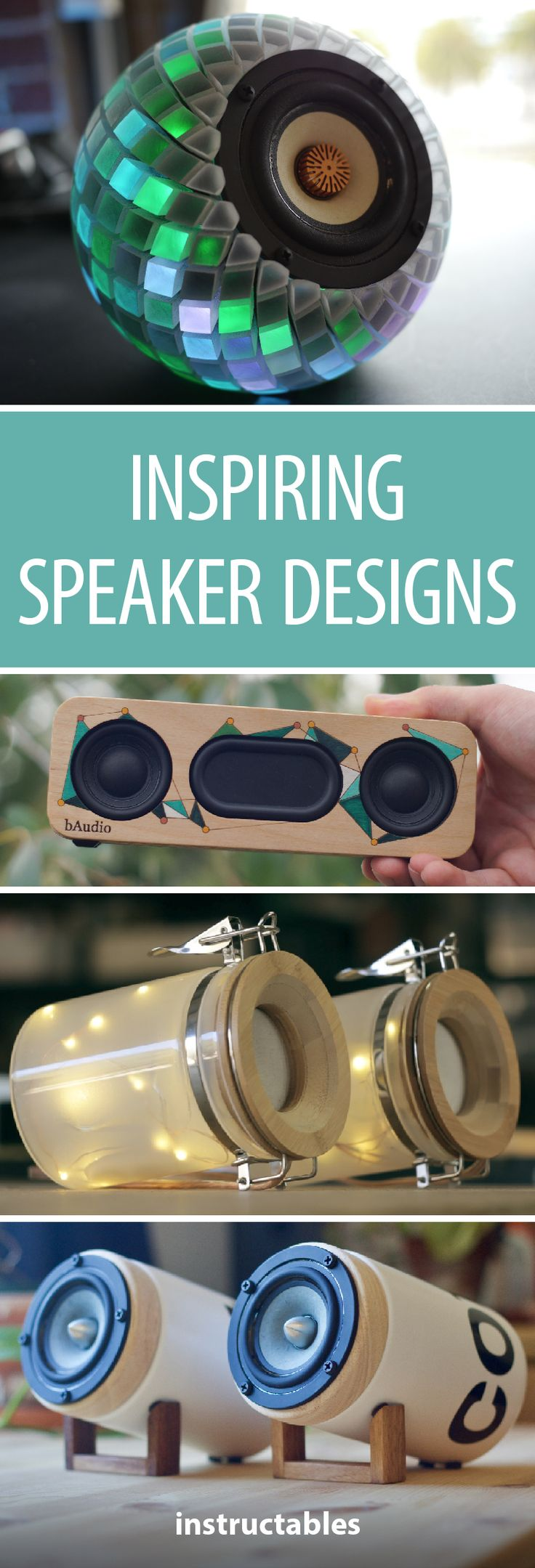 Inspiring Speaker Projects