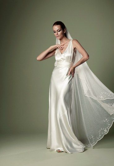 Our Vintage Wedding Directory - antique inspired dresses & gowns