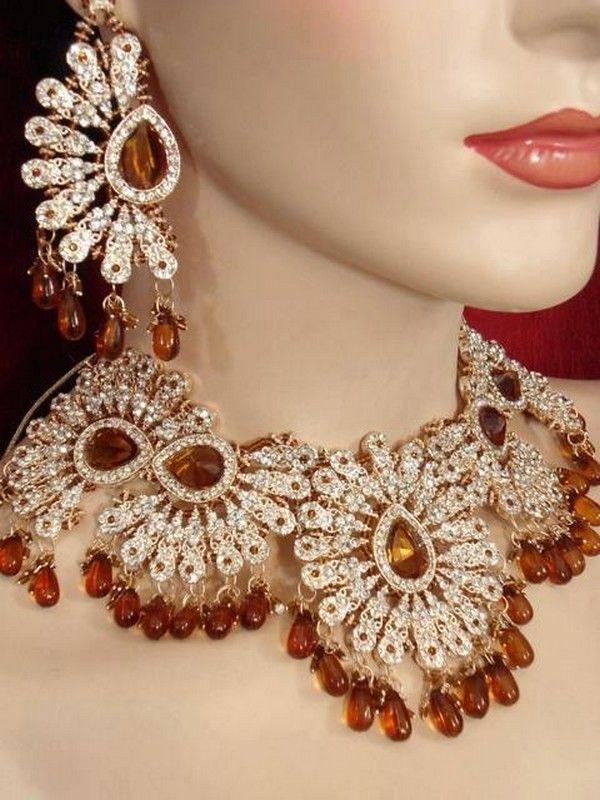 indian jewelry sets | Indian Bridal Jewelry Set 2012-13 | Pakistani Fashion