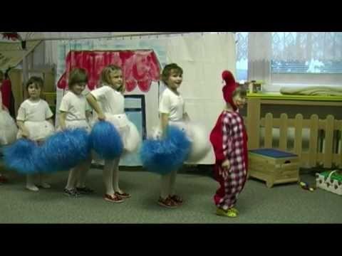 ROLNIČKY - Vánoční Besídka ve školce 16.12 2008 - YouTube